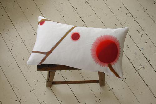 IBUKI Pillow - My Japanese Garden - Magdalena Perers