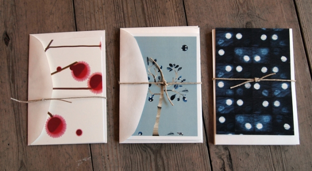 Cards My Japanese Garden Magdalena Perers