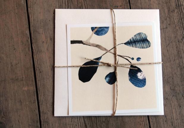 Card My Japanese Garden Magdalena Perers